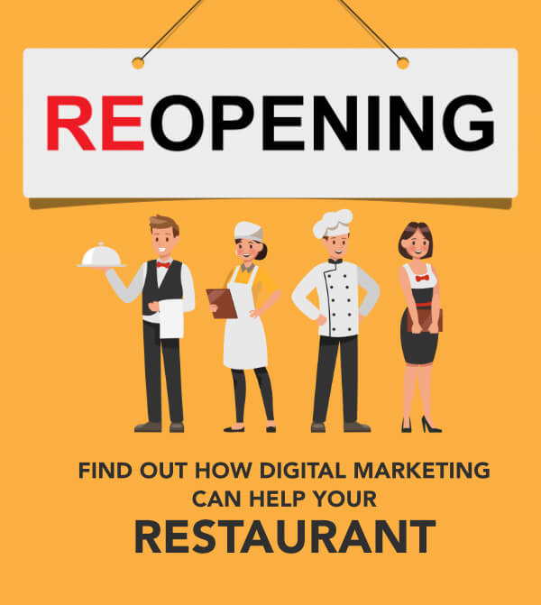 Restaurant Digital Marketing