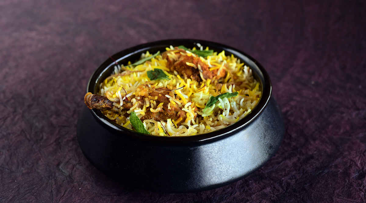 Biryani Food Photography