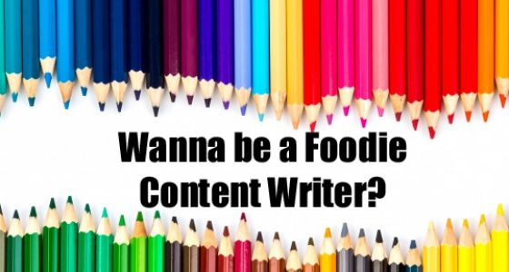 Foodie Content Specialist