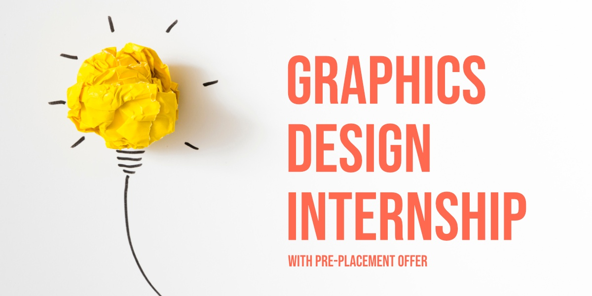 Graphics Designer Internship Image 1