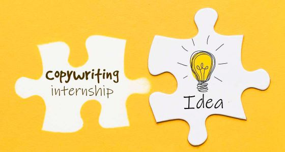 Copywriting & Content Internship
